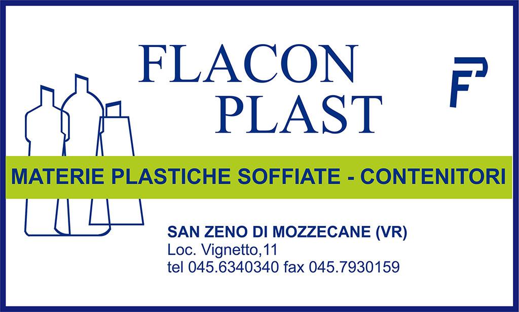 Flacon plast