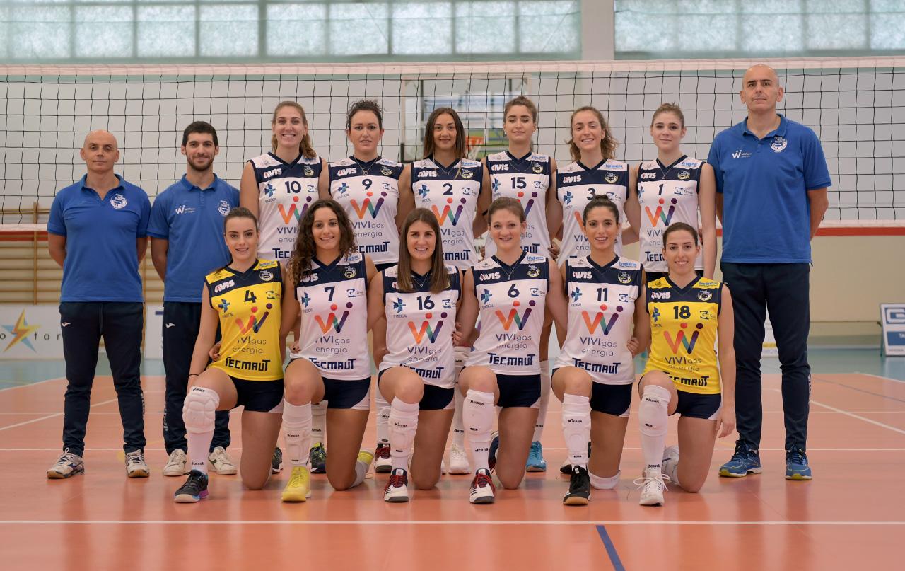 VIVIgas Arena Volley Team