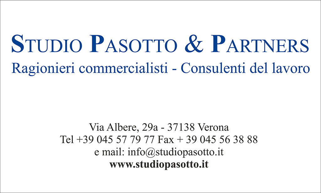Studio Pasotto & Partner