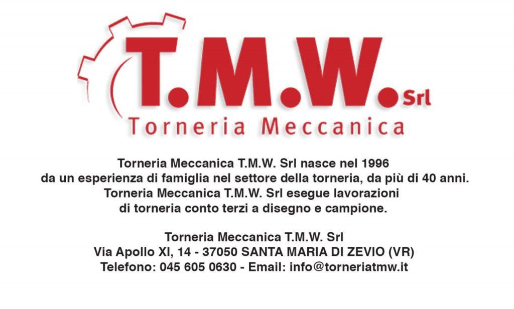 T.M.W. Torneria meccanica