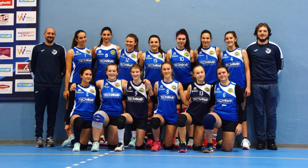 3^ DIVISIONE SENIOR VOLLEY 88
