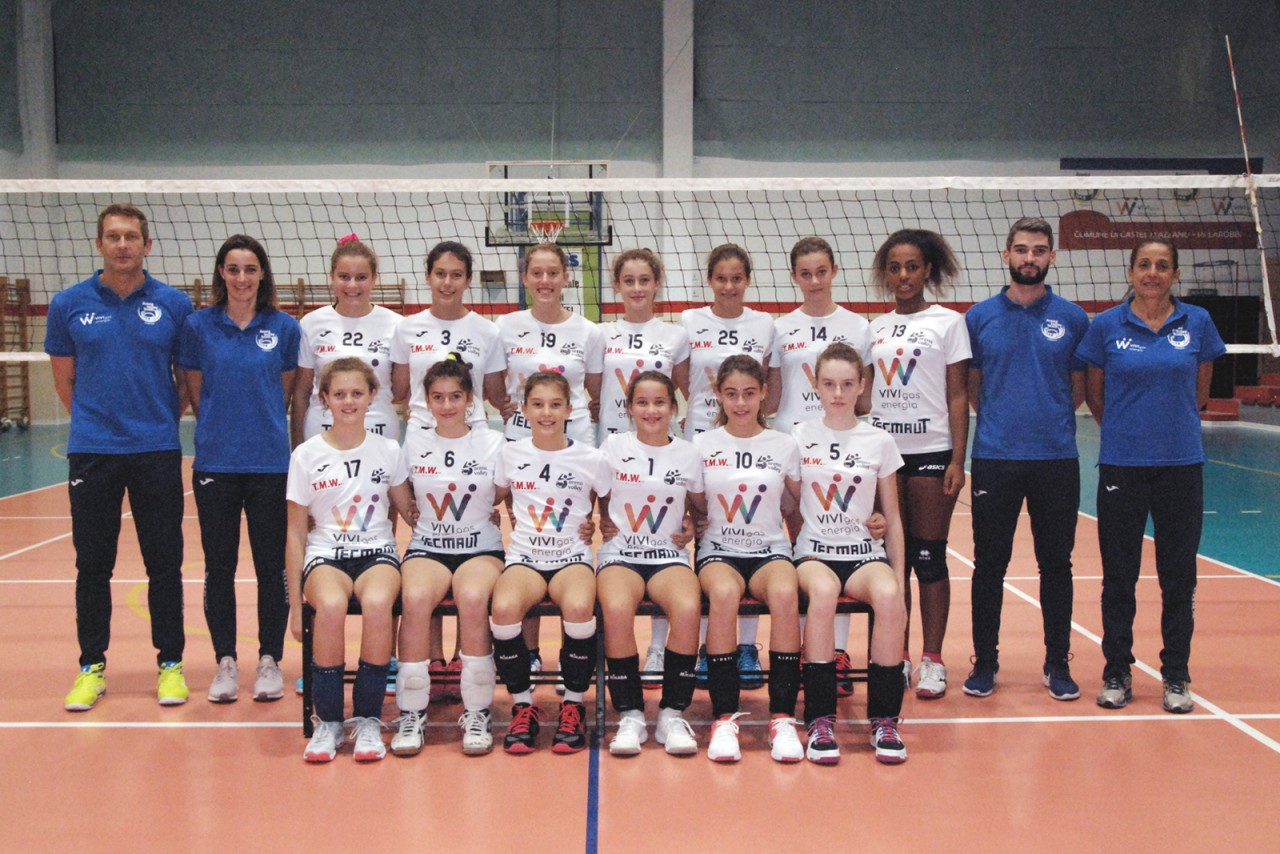 VIVIGAS U13